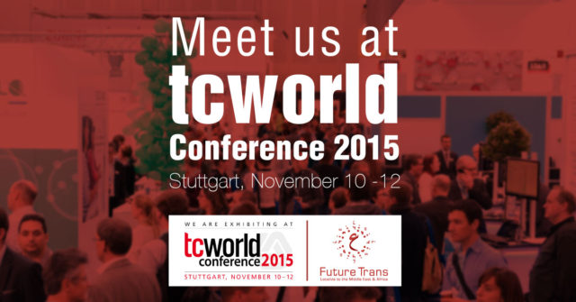 Future Trans To Participate In The Annual TCWORLD Conference In Stuttgart, Germany