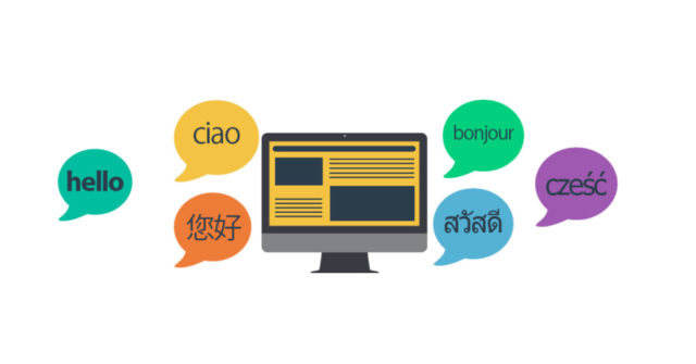 The thing about website translation service