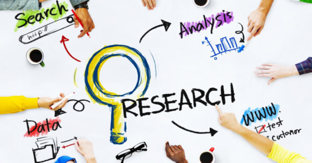 The booming of Market Research Industry