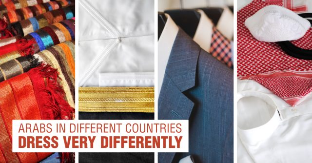 Arabs-in-different-countries-dress-very-differently