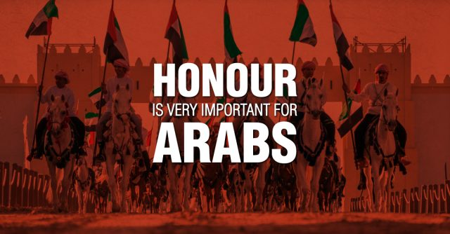 Honour-is-very-important-for-Arabs