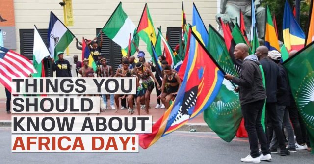 Things You Should Know about Africa Day!