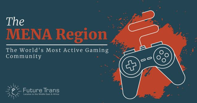 The MENA Region - The World's Most Active Gaming Community Main Photo