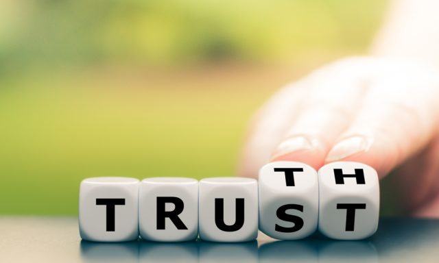 The Trust of Our Clients Is Our Asset