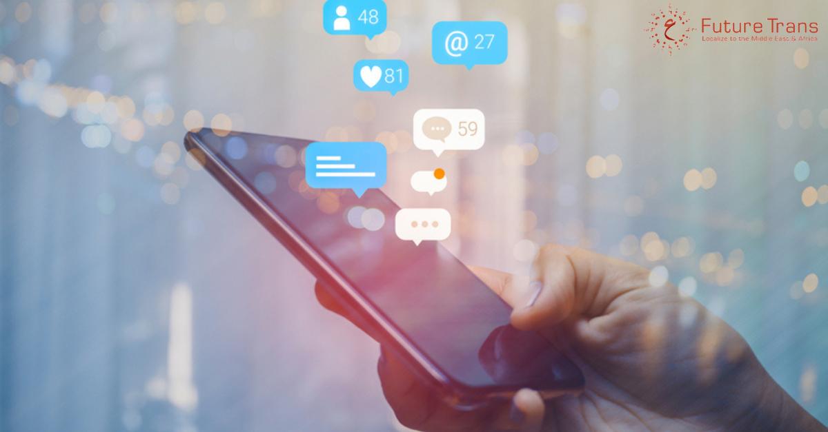 multilingual social media